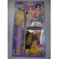 Party Favor High School Stationery Gift Items 5PCS New Princess Pencil Set