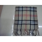 Fashionable Plaid knitted scarves shawls multiple colors women's apparel accessories