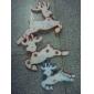 Deer designed christmas hanging decoration products 9bnn36