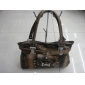 The newest design fashionable PU leather ladies' handbags with reasonable price_9c9n25
