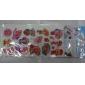 Popular design children like Dora Jel jewels stickers with competitive price