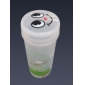 1000ml Popular cute plastic bottle with smile face, large capacity