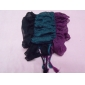 High grade acrylic three-color scarf shawl perfect for girl's gift