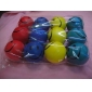 Four-color Mixed Simile Design PO Ball Great For Exercise