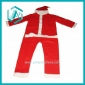 2010 newest style cotton-polyester Christams suite for Christmas days dressing