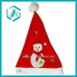 fashion red cotton polyester Christmas cap&hat for Christmas day dressing