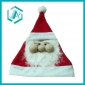 cute red cotton polyester Christmas cap&hat