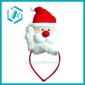 interesting red cotton polyester children headband for Christmas day dressing