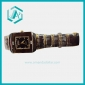 Fashion Mens Stainless Steel Wrist Watch With Quartz Movement