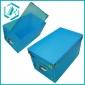 Fashional New PVC 0.188m³ Pure Blue Collecting Box