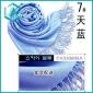 high quality pure sky blue pashmina scarf