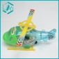 Latest fashion design plastic wind-up toy helicopter to kids for fun