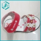 Girl's ,most lovely summer sandal, red color with PU material sole,