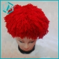 one dollar Red Highlight Punk Party Hair Wig in stock