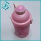 good-looking plastic outdoor bottle pink plastic bottle bottle for children/student