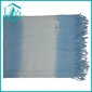 sky blue style cashmere scarf, 2011 newest style, large size and keep warm
