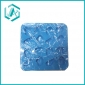 2011 new arrive mini plastic ice cube trays for home use, blue color