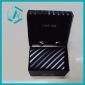 mixed color men favorite necktie with white strips