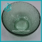 Wholesale simple pale green glass candy bowl