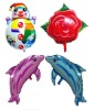 Mylar Balloons, CE Approved