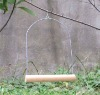 Wood Bird Stands