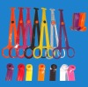 Professional Plastic Scissor,Body Piercing, disposable tattoo piercing tools