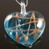 murano glass jewelry pendant