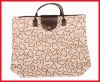 Foldable Polyester tote shopping Bag