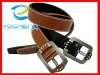 leather straps belt