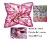 polyester scarf,HXTD010