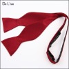 Polyester Self-tie bow tie