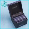 silk tie in box