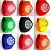 fashion silicone quartz watch