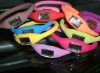 New arrival sports silicone waterproof watch/digital watch