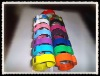 Small Silicone Digital Snap Watch