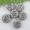 2011 Fashion silver tibetan beads,zinc alloy charms YT006