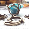 fashion teapot charms, metal alloy, fashion antique jewerly charm