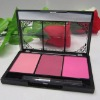 3 colors blusher