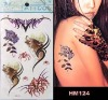 Color Tattoo Sticker for Body Art (Item No.DYT113)
