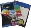 premium Inkjet RC satin/silky photo paper 260g