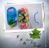 16 colors modeling clay