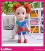 Confused fashion doll