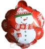 DIA 11 cm christmas inflatable foil balloon