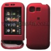 Anti-glare case for LG UX840 RED