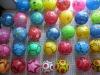 New design promotional PVC ball
