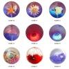 Glitters bounce ball