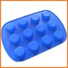 12 cup silicone ice tray