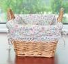 handle plastic basket for sundries