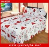 wholesale 100%cotton printed quilt comforter sets