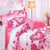 micro printed bed sheet fabrics